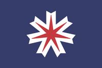 北海道旗(1967年5月1日制定)