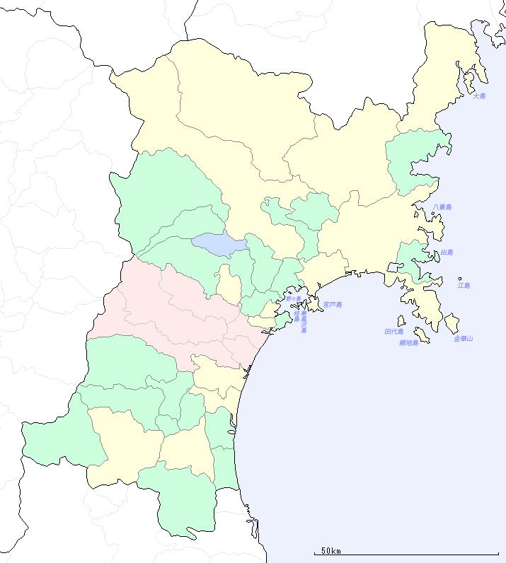 この地図は CraftMAP の地図を元 ... : 47都道府県の地図 : 都道府県