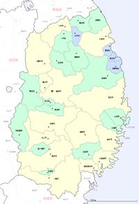 人口 岩手 県
